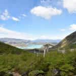 Vista paisaje en Valle Francés